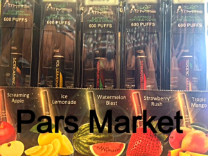 Atmos Electronic Portable Hookah Pen at Pars Market in Columbia Maryland 21045