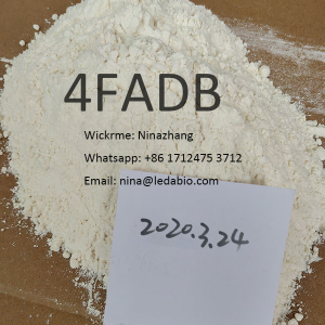 large inventory 4FADBs /buy sample CONTACT Whatsapp: +86 1712475 3712