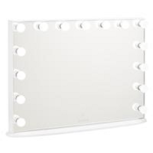 Hollywood Lights Vanity Mirror Wide