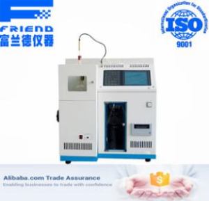 FDR-0871 Automatic distillation analyzer