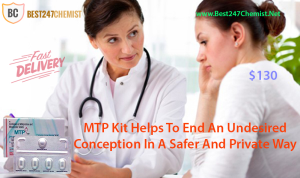 Best Method To Conclude Early Pregnancy Is With MTP Kit