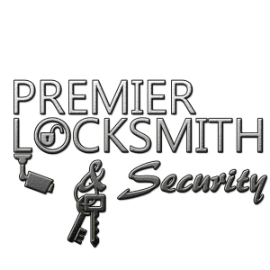 Premier Locksmith and Security logo