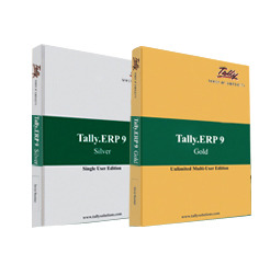 Tally ERP9 Single User and Multi User