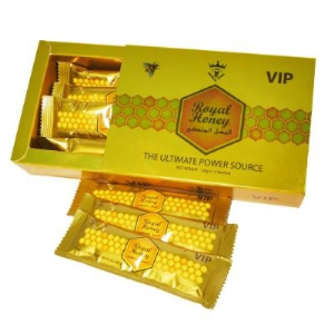ROYAL HONEY  VIP 20G X 12 SACHETS
