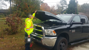 Roadside Assistance in Roswell GA