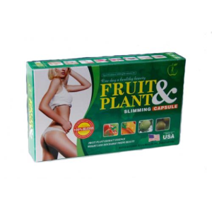 FRUIT AND PLANT SLIMMING CAPSULE (USA Version)