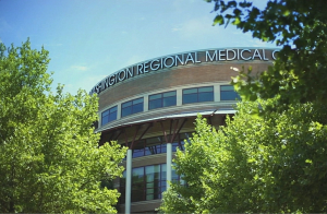 Washington Regional Medical Center 4 miles to the