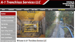 A-1 Trenchless Water & Sewer Repair Services LLCPh