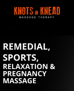 Knots In Knead - Massage Therapy, Crows Nest Sydne