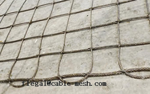 Square Cable Mesh