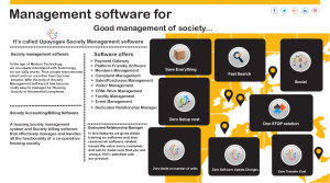 upayogee management software