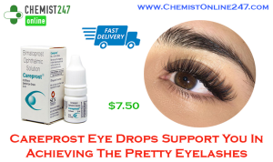 Use Careprost Eye Drops To Treat Open Angle Glaucoma