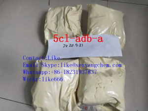 Sell 5CL-adba High Purity for Sale online Real factory Supplier Email:like@senyangchem.com