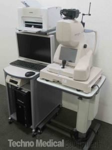 used Topcon 3D OCT-2000 Spectral Domain OCT set for sale (technomedicalequipment.com)