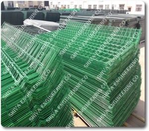 Welded Mesh Fence Panel
