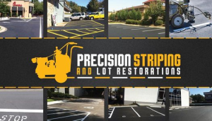 Precision Striping And Lot RestorationsPhoto 1
