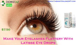 Manage Glaucoma And Hypotrichosis With Latisse Eye Drops