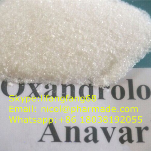 Oxandrolone Powder Anavar Raw Powder Oxandrin Oral Steroid Powder nicol@pharmade.com (skype:lifangfa