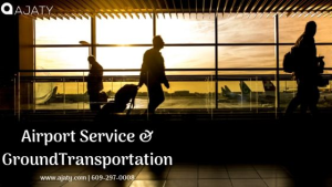 Airport Service & Ground Transportation NJ