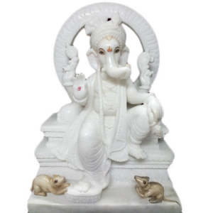Ganesh Marble Statues