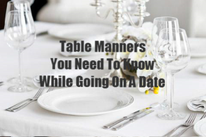 Top Table manners in Delhi