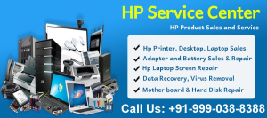 Onsite HP laptop repair service