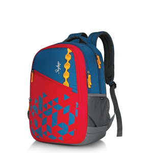 Pixel Extra Backpacks with rain Cover