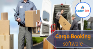 Customized Cargo booking system by CustomSoft