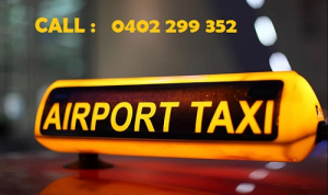 Airport transfers - Airport taxi Melbourne