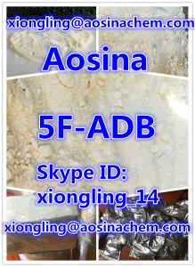 synthetic chemical products 5f-adb 5f-adb 5f-adb xiongling@aosinachem.com