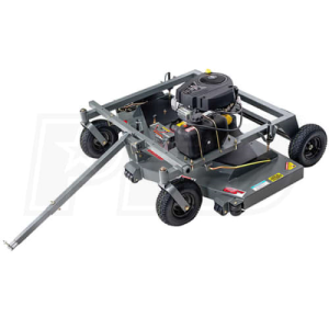 "Swisher (66"") 19HP Finish Cut Tow-Behind Trail Mower w/ Electric Start (CA-Carb Compliant Model)"