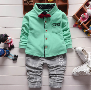 2 piece Trendy Formal Baby Boy Clothing