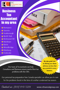 Business Tax Accountant In My Area