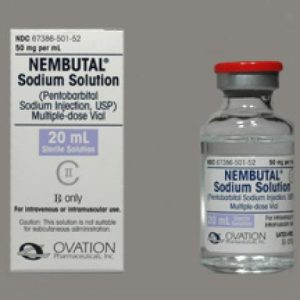 Buy 250 ml Pentobarbital Nembutal Oral & Injection