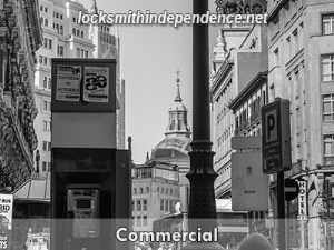 Independence-locksmith-Commercial