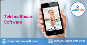 Customized Tele Healthcare Software by CustomSoft