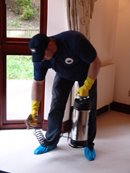 Carpet and fabric protection treatment