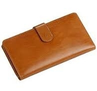 TESLAND GROUP Leather Ladies Purse/Bags