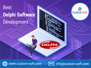 Best Delphi Software Development by CustomSoft India