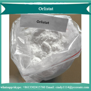Legal Fat Burning Raw Powder Orlistat For Weight Loss