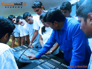 Certified Courses in Sound Engineering