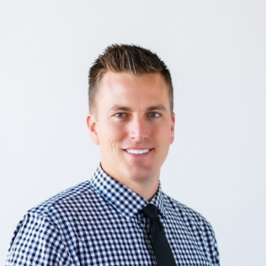 Aurora dentist Dr. Colton Flake at Comfort Dental
