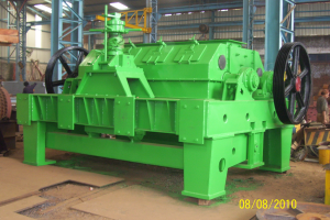 Double Roll Crusher.