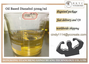 Dianabol 50 mg / ml Pre-made Steroid Oil For Muscle Mass Building whatsapp +8613302415760
