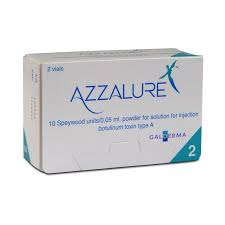 Buy Azzalure (1×125 IU)  Botulinum Toxin Type A