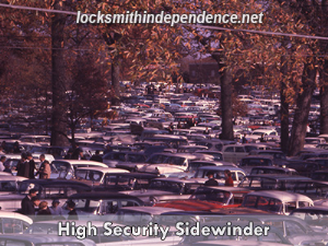 Independence-locksmith-High-Security-Sidewinder