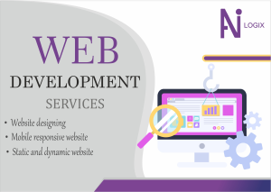 Website designing and development services