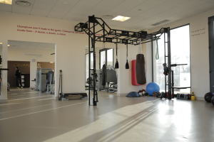 AXN wellness company GYM