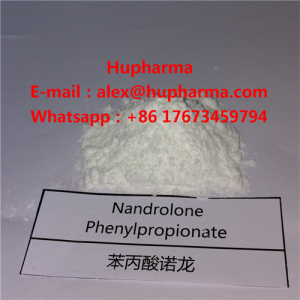 USA/UK domestic Hupharma Nandrolone Phenylpropionate injectable steroids Powder