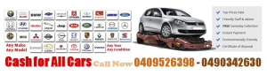 Cash for Cars 0409 526 398